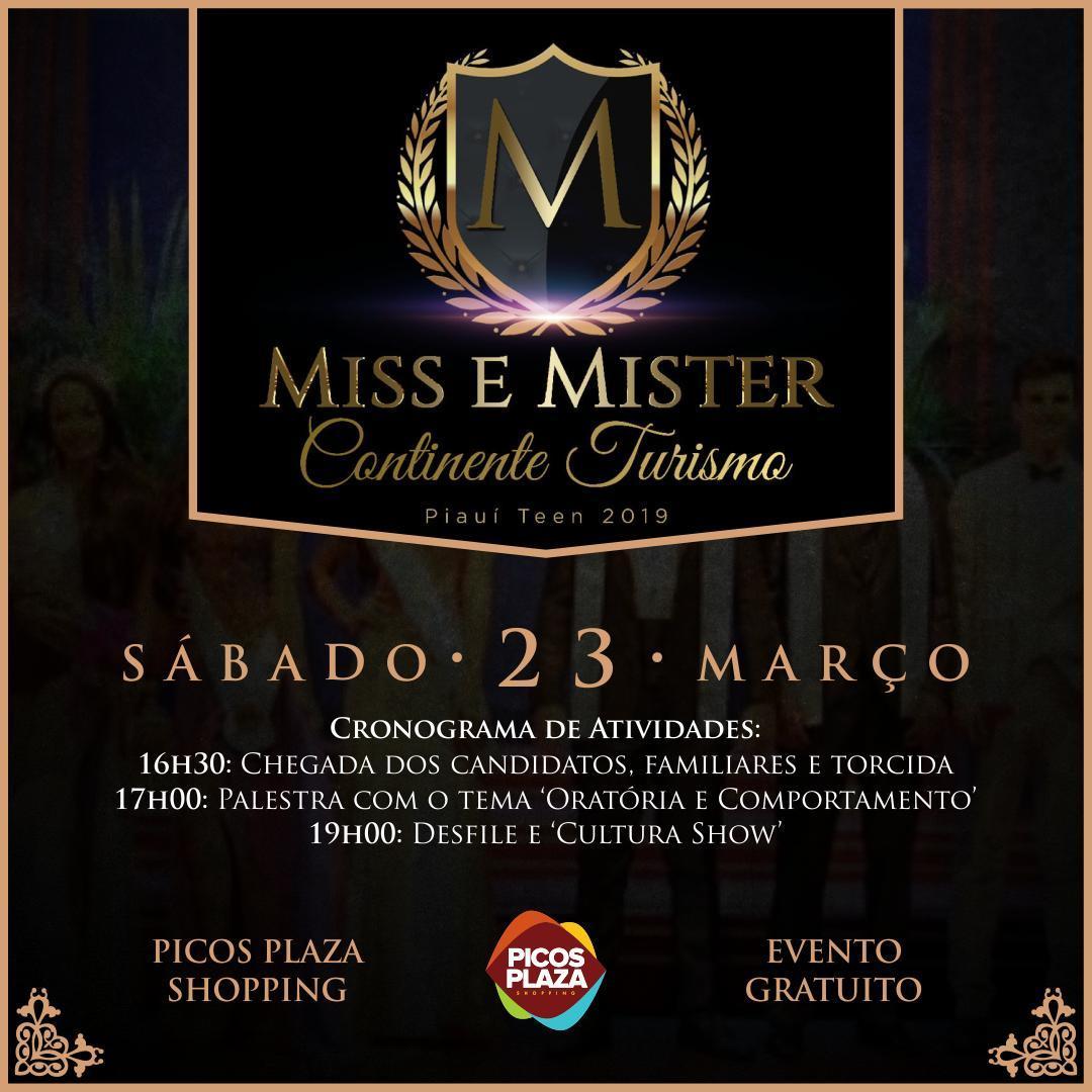 Picos Plaza recebe etapa do MM Continente Turismo neste sábado (23)